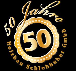 Schlehhuber_50J_Logo